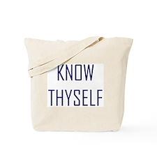 Know Thyself Tote Bag