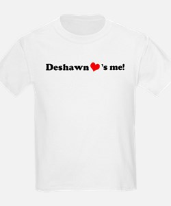 Deshawn loves me Kids T-Shirt