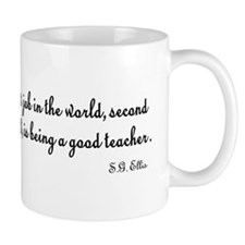 Being A Good Teacher Mug
