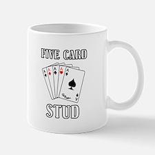Five Card Stud Mug