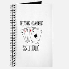 Five Card Stud Journal