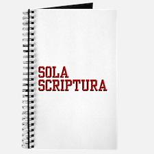 Sola Scriptura College Journal