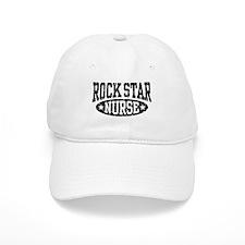 Rock Star Nurse Baseball Cap