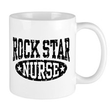 Rock Star Nurse Mug