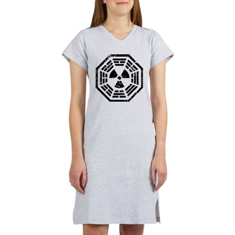 DHARMA Radioactive Women's Nightshirt