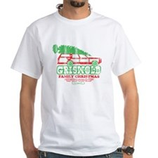 White Griswold Christmas T-Shirt