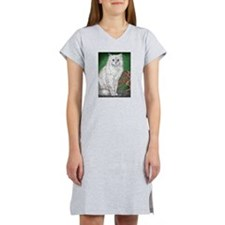 """CHRISTMAS PERSIAN"" Women's Nightshirt"