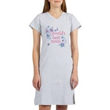 World's Best Mom Women's Nightshirt