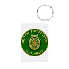 US Army Military Police Corps Keychains