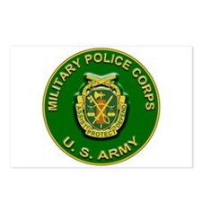 US Army Military Police Corps Postcards (Package o
