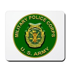 US Army Military Police Corps Mousepad