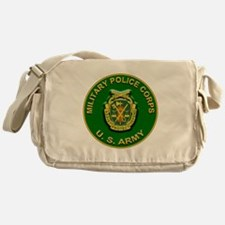 US Army Military Police Corps Messenger Bag