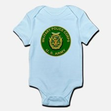 US Army Military Police Corps Infant Bodysuit