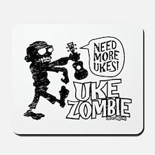 Uke Zombie Mousepad