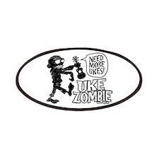 Uke Zombie Patches