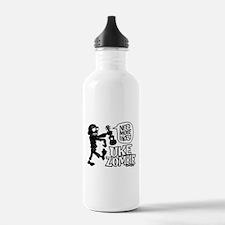 Uke Zombie Water Bottle