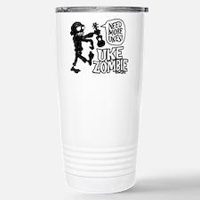 Uke Zombie Travel Mug