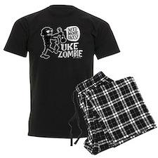Uke Zombie Pajamas