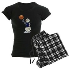 Basketball Snowman Pajamas