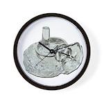 Ring Holder Diamond Ring Wall Clock