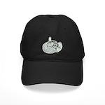 Ring Holder Diamond Ring Black Cap