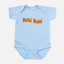 Wocka! Wocka! Infant Bodysuit