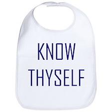 Know Thyself Bib (Children Only)
