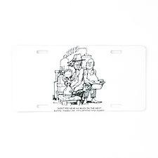 Stillbilly Aluminum License Plate