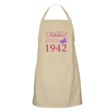 Fabulous Since 1942 Apron