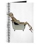Skeleton Bathtub Journal