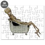 Skeleton Bathtub Puzzle