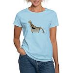 Skeleton Bathtub Women's Light T-Shirt