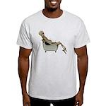 Skeleton Bathtub Light T-Shirt