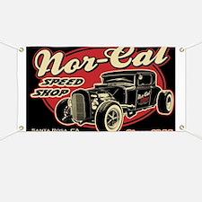 Nor-Cal Speed Shop Banner