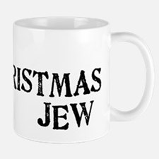 The Christmas Jew Mug