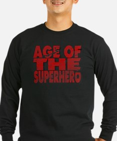 Distressed AGE OF THE HERO T