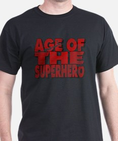 Distressed AGE OF THE HERO T-Shirt