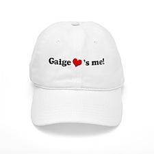Gaige loves me Baseball Cap