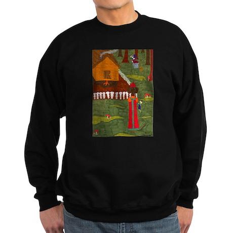 Vasilisa the Beautiful Sweatshirt (dark)