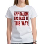 Capitalism Has Made It This W Women's T-Shirt
