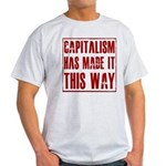 Capitalism Has Made It This W Light T-Shirt