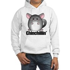 Chinchillin' Men's Shirts Hoodie
