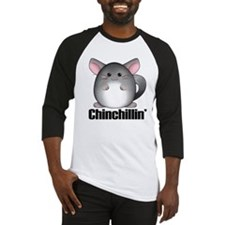 Chinchillin' Men's Shirts Baseball Jersey