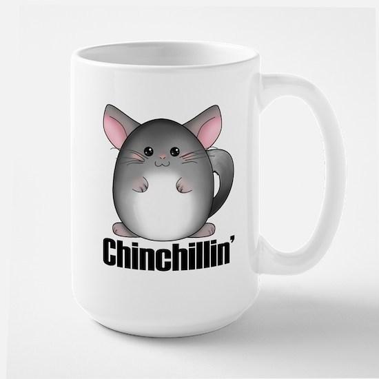Chinchillin' Large Mug