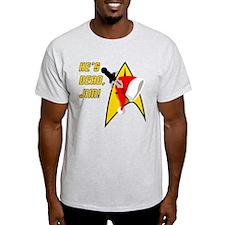 He's Dead Jim Xmas Ed T-Shirt