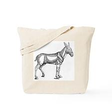 Unique Mule Tote Bag