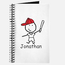 Baseball - Jonathan Journal