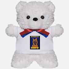 Belgian Tervuren Double Q Teddy Bear