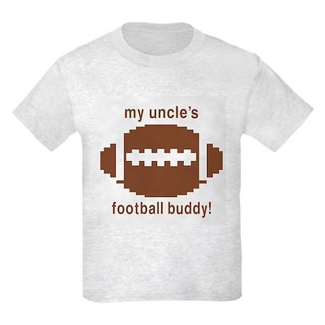 My Uncle's Football Buddy Kids Light T-Shirt