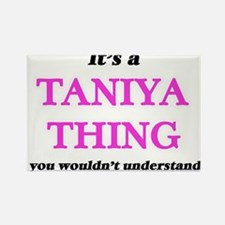 It's a Taniya thing, you wouldn't Magnets
